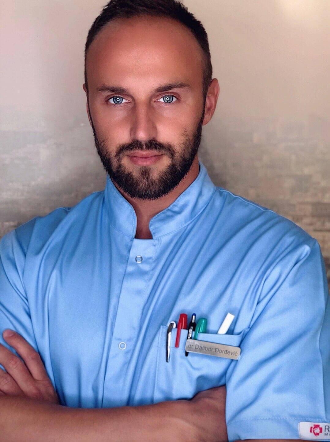 dr Dalibor Đorđević