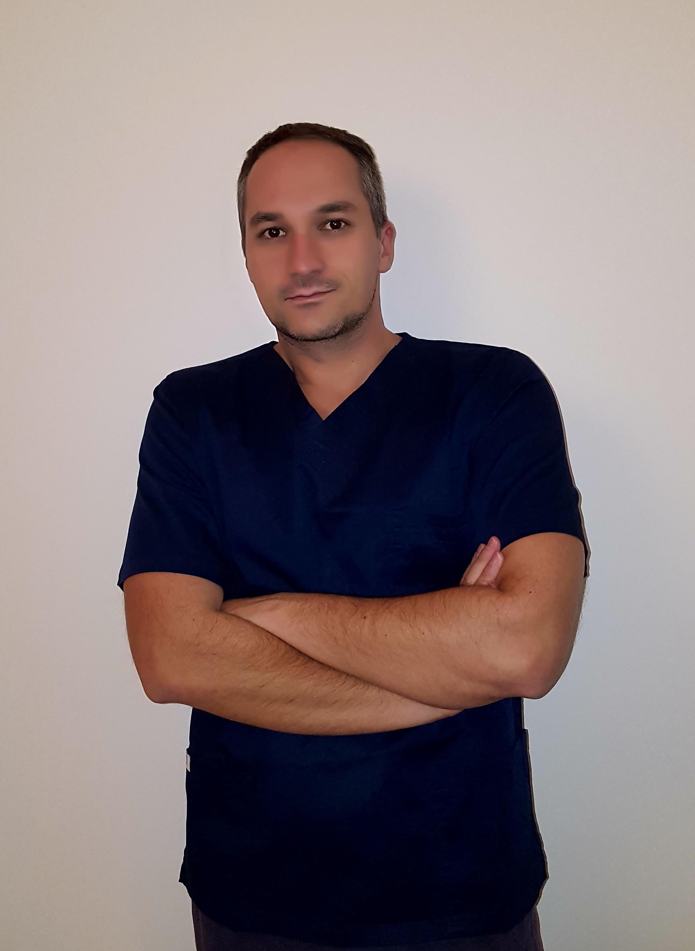 dr Pavle Popović