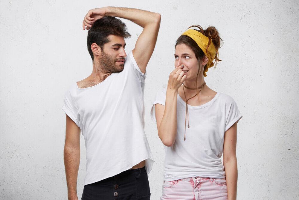 hiperhisroza preterano znojenje