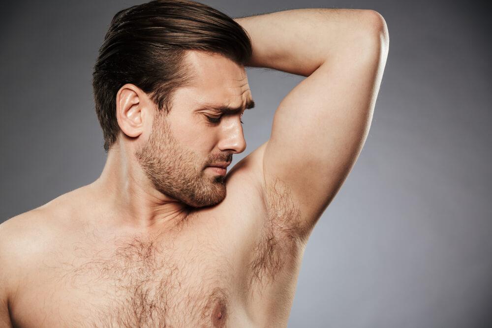 laserska epilacija muškarci