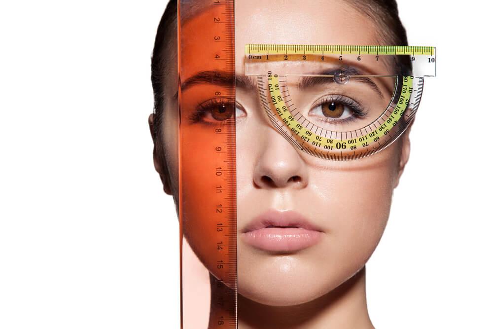 hijaluron fileri za asimetriju lica